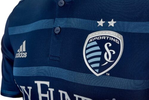 adidas Sporting KC Authentic Away Jersey 2016