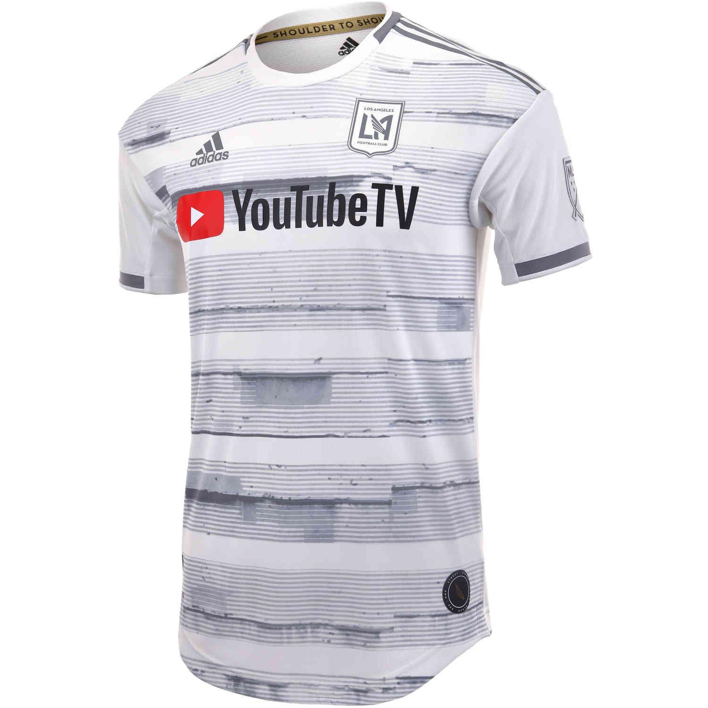 2019 adidas LAFC Away Authentic Jersey - SoccerPro
