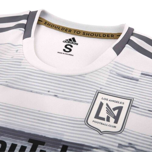 2019 adidas LAFC Away Authentic Jersey
