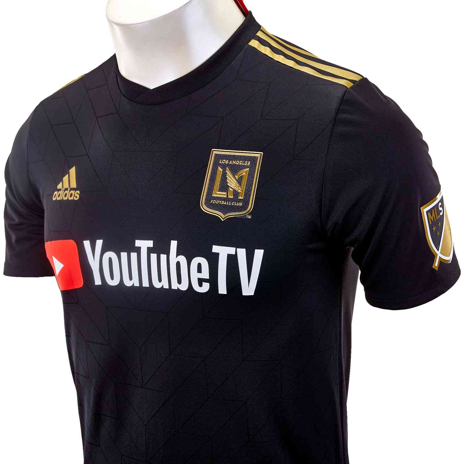 8f0d86734 adidas LAFC Home Authentic Jersey - 2019 - SoccerPro