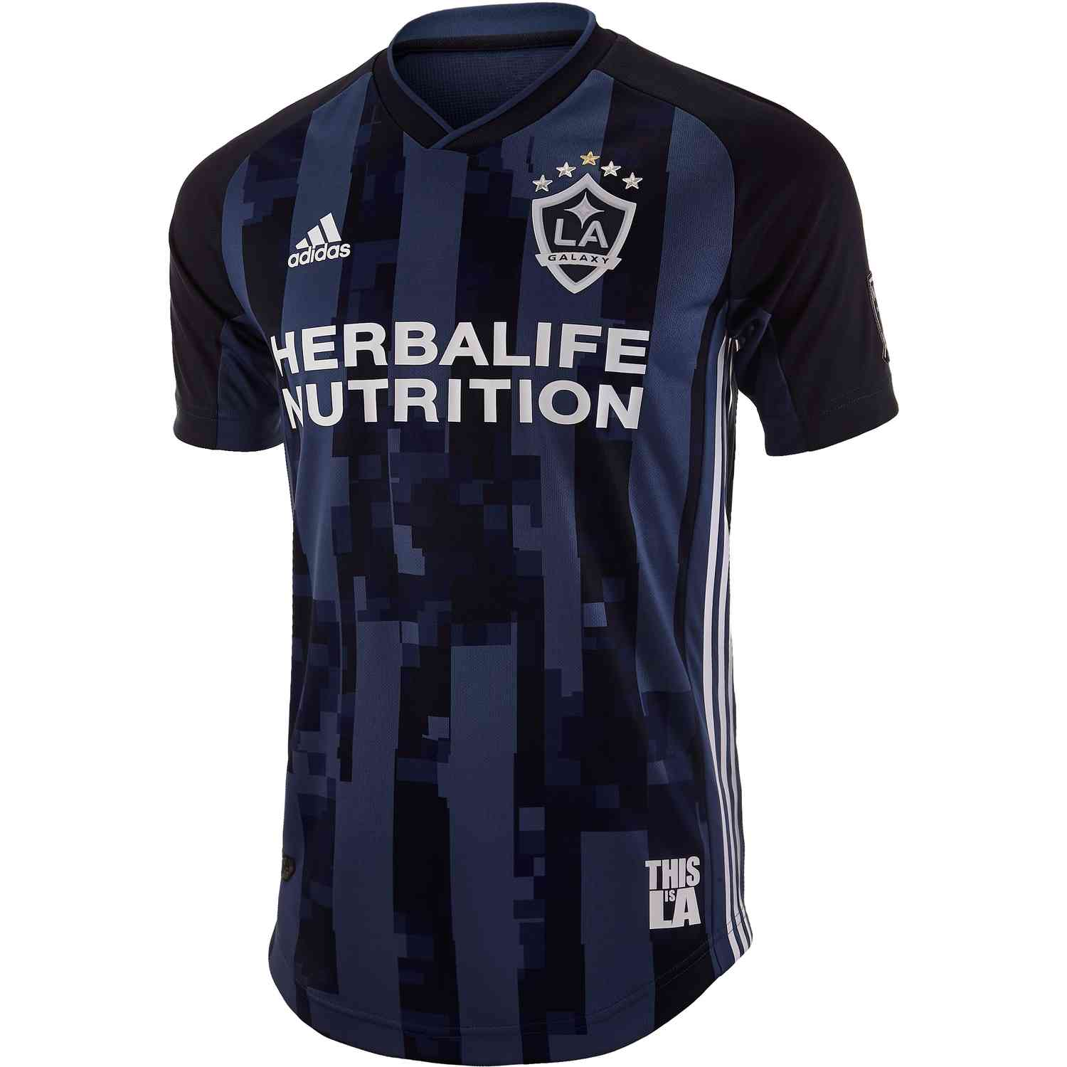 size 40 1383a 3705d adidas LA Galaxy Away Authentic Jersey – 2019