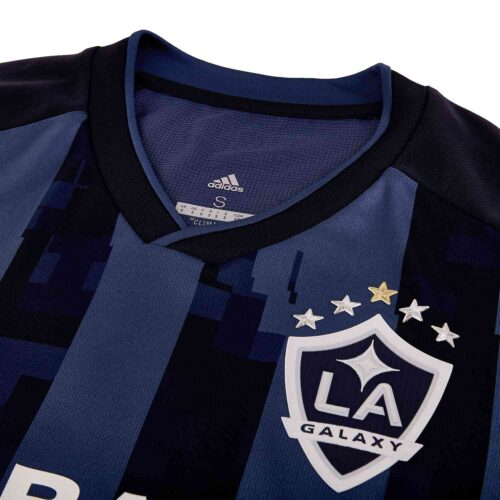2019 adidas LA Galaxy Away Authentic Jersey