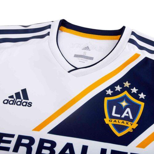 2019 adidas LA Galaxy Home Authentic Jersey