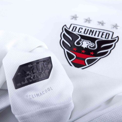 2019 adidas DC United Away Authentic Jersey
