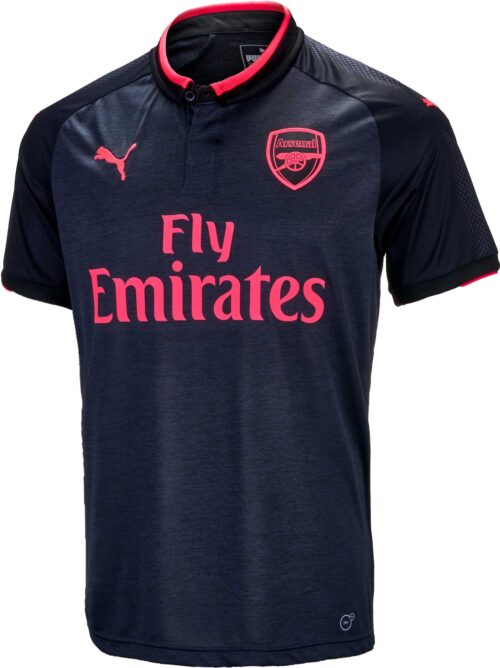 Puma Kids Arsenal 3rd Jersey 2017-18 NS