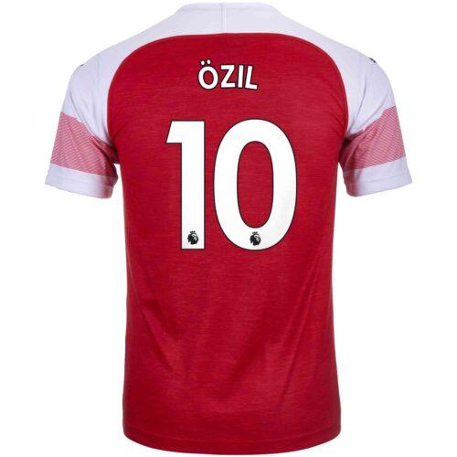 2018/19 PUMA Mesut Ozil Arsenal Home Jersey