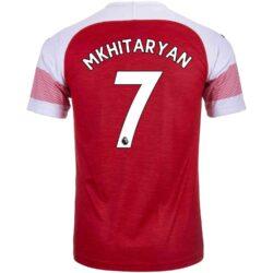 ef2f7ea5dc3 2018 19 Kids PUMA Henrikh Mkhitaryan Arsenal Home Jersey - SoccerPro