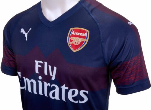 2018/19 PUMA Arsenal Away Jersey