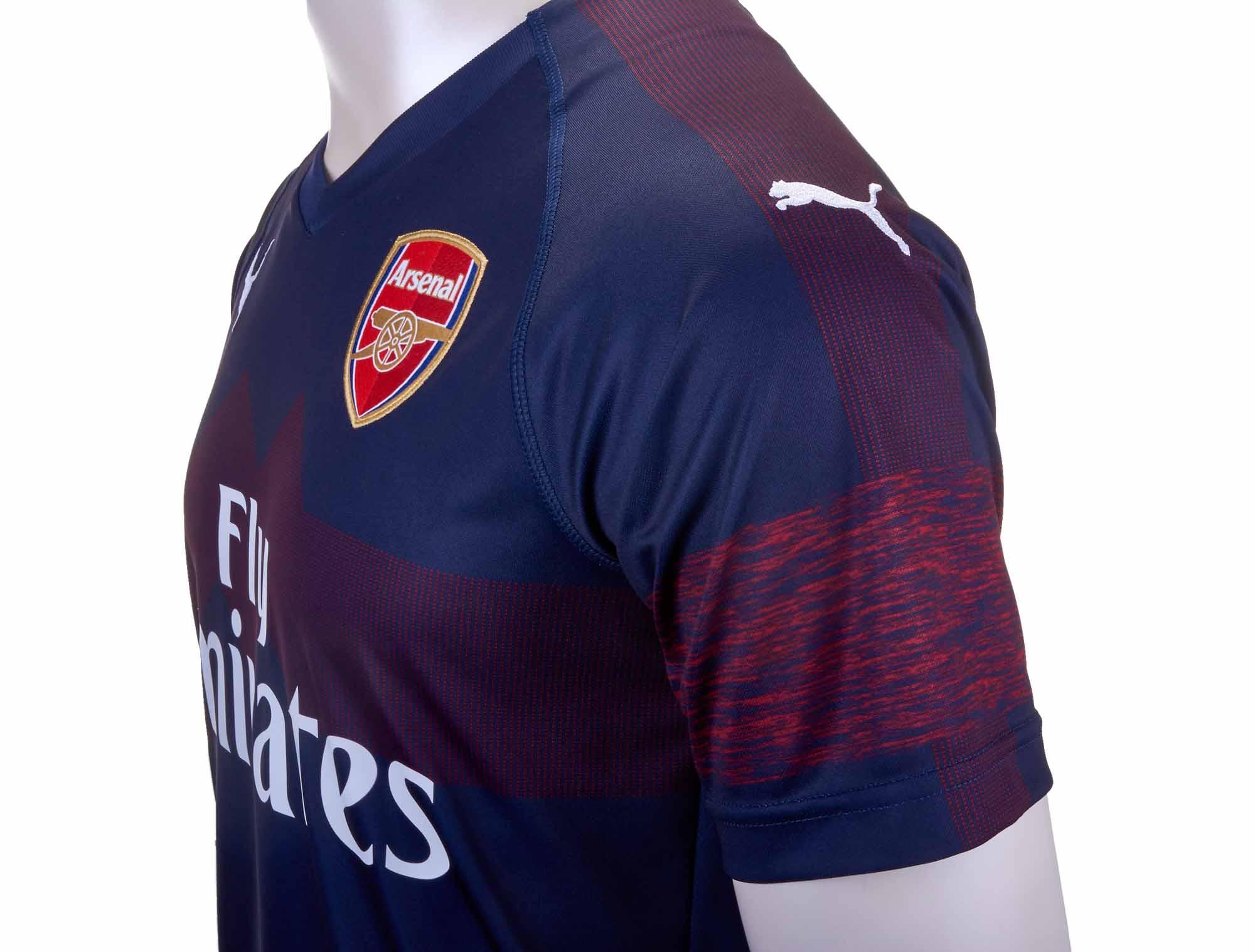 meet 10b23 87952 2018/19 PUMA Aaron Ramsey Arsenal Away Jersey - SoccerPro