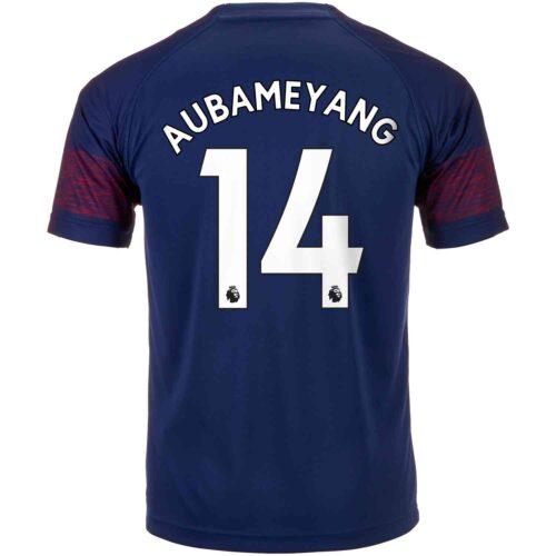 2018/19 PUMA Pierre-Emerick Aubameyang Away Jersey