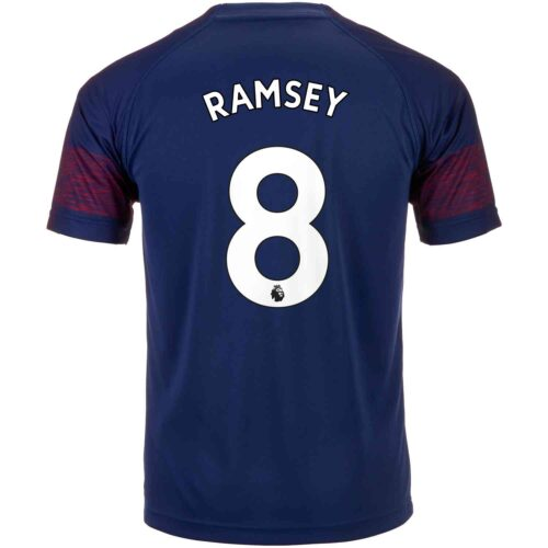 2018/19 PUMA Aaron Ramsey Arsenal Away Jersey