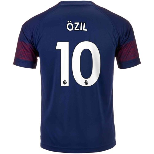 2018/19 Kids PUMA Mesut Ozil Arsenal Away Jersey