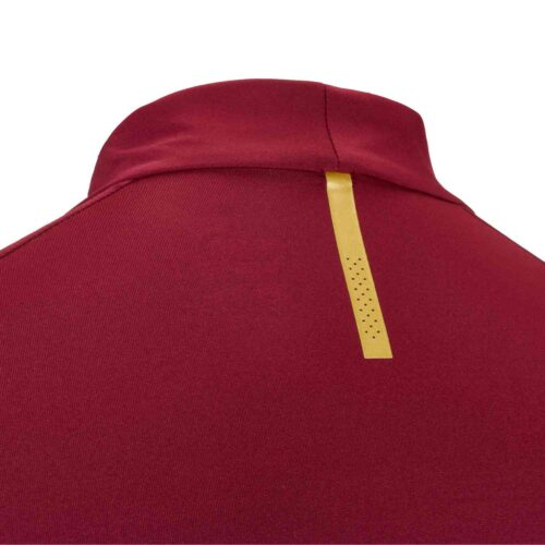 PUMA Arsenal 1/4 Zip Top – Pomegranate