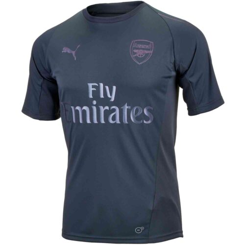 PUMA Arsenal Training Jersey – Iron Gate