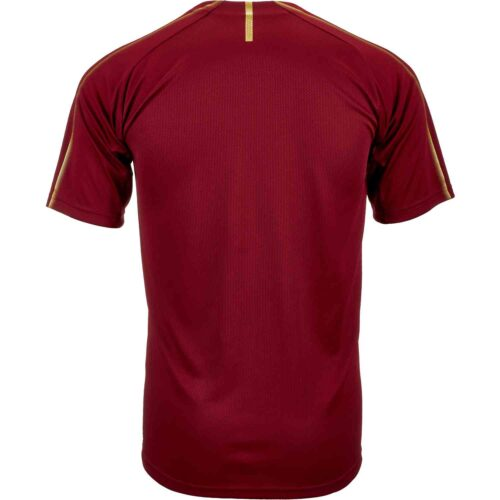 PUMA Arsenal Training Jersey – Pomegranate