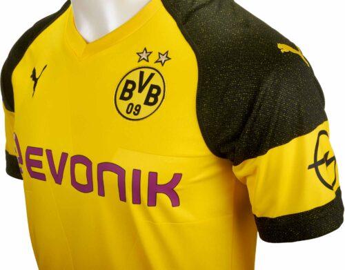 2018/19 PUMA Borussia Dortmund Home Jersey
