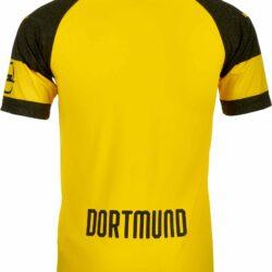 3b9e4d3b75e 2018/19 Kids PUMA Borussia Dortmund Home Jersey - Cleatsxp