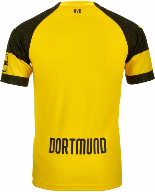 PUMA Borussia Dortmund Home Jersey – Youth 2018-19