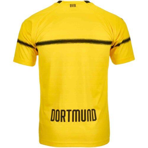 2018/19 PUMA Borussia Dortmund Cup Jersey