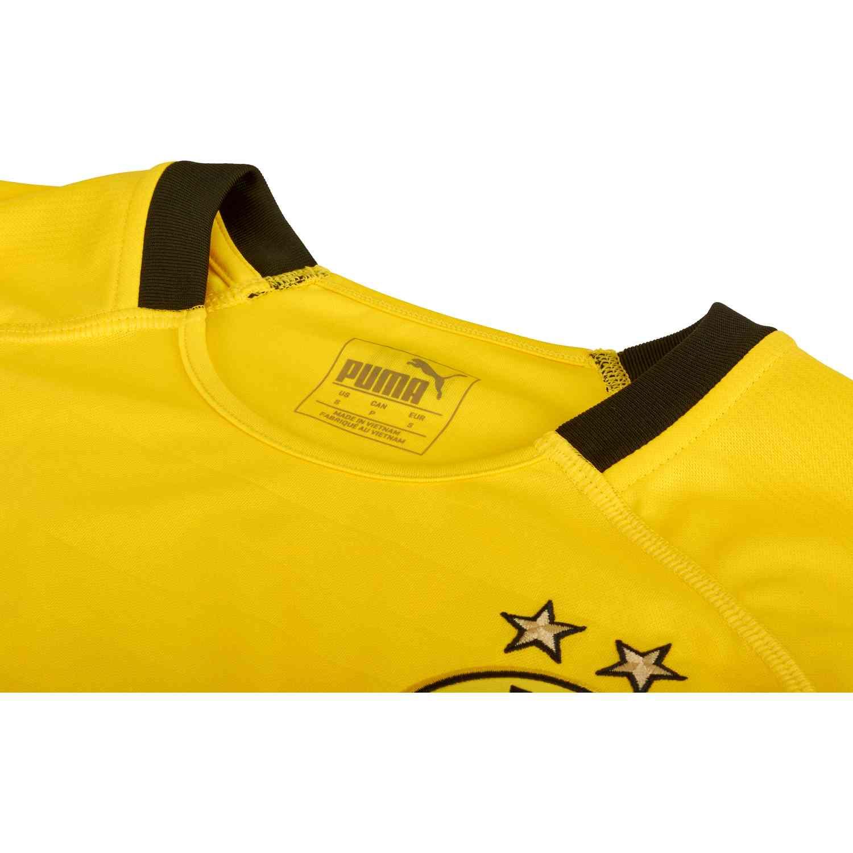 2018/19 PUMA Borussia Dortmund Cup Jersey - SoccerPro
