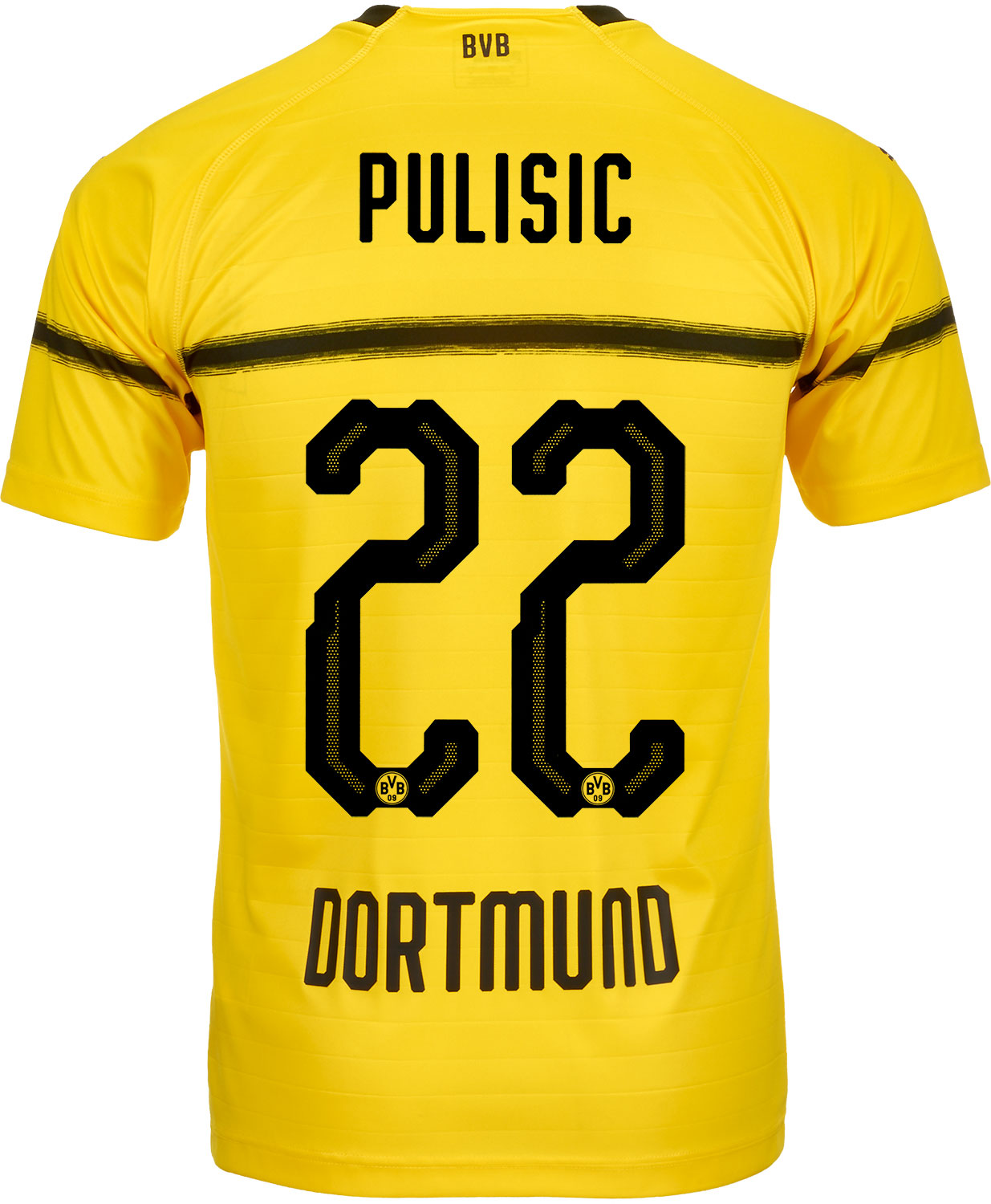 free shipping 337a8 3475d 2018/19 Kids PUMA Christian Pulisic Borussia Dortmund Cup ...