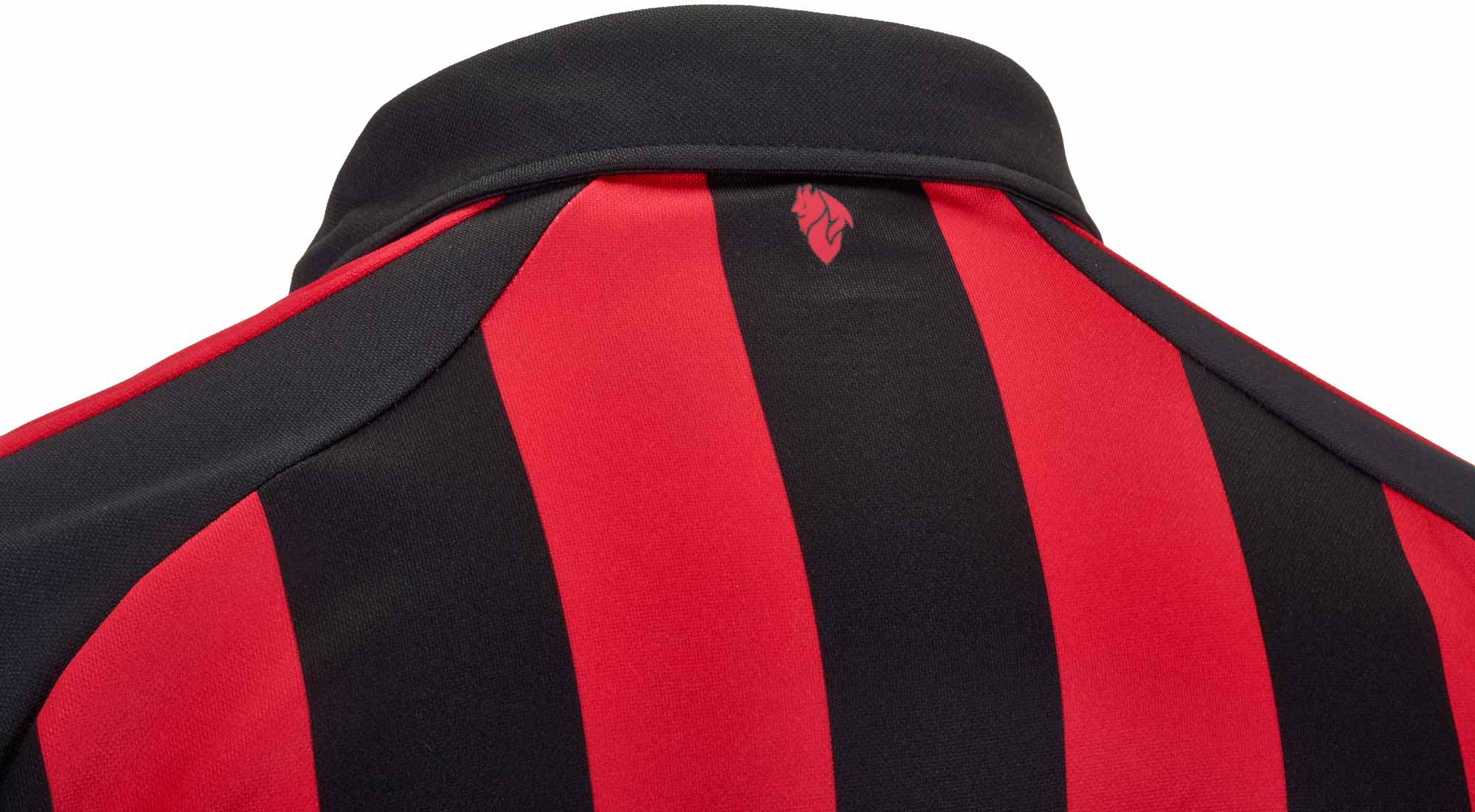 wholesale dealer 8f9ff 874cd PUMA AC Milan Home Jersey - Chili Pepper/Black - SoccerPro