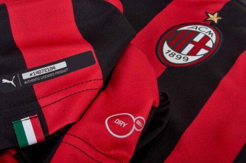 2018/19 PUMA Kids AC Milan Home Jersey