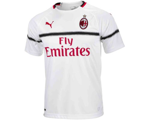 2018/19 PUMA AC Milan Away Jersey
