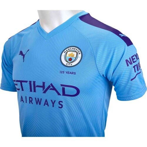 2019/20 PUMA Gabriel Jesus Manchester City Home Authentic Jersey