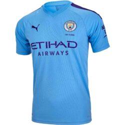 sale retailer f3412 cd7d8 2019/20 PUMA Phil Foden Manchester City Home Jersey - SoccerPro