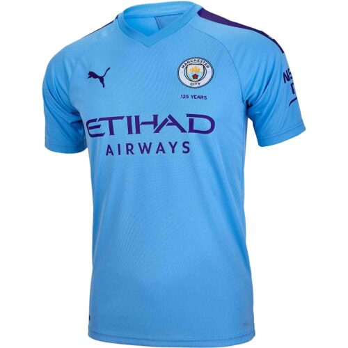 2019/20 Kids PUMA Manchester City Home Jersey