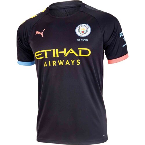 2019/20 PUMA Raheem Sterling Manchester City Away Jersey