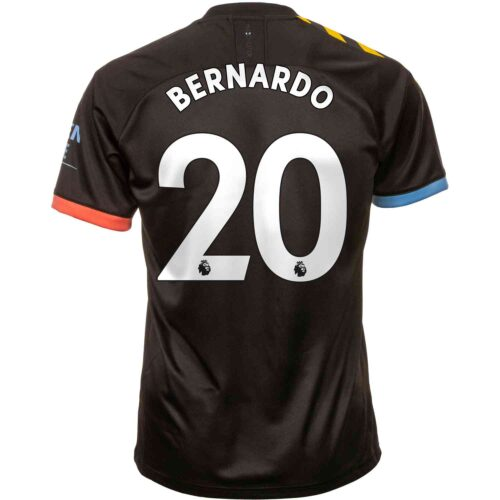 2019/20 PUMA Bernardo Silva Manchester City Away Jersey