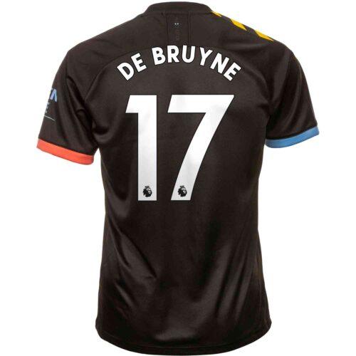 2019/20 PUMA Kevin De Bruyne Manchester City Away Jersey