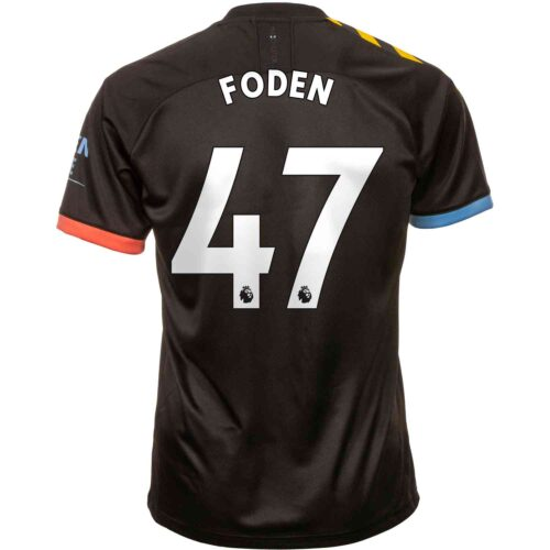 2019/20 PUMA Phil Foden Manchester City Away Jersey