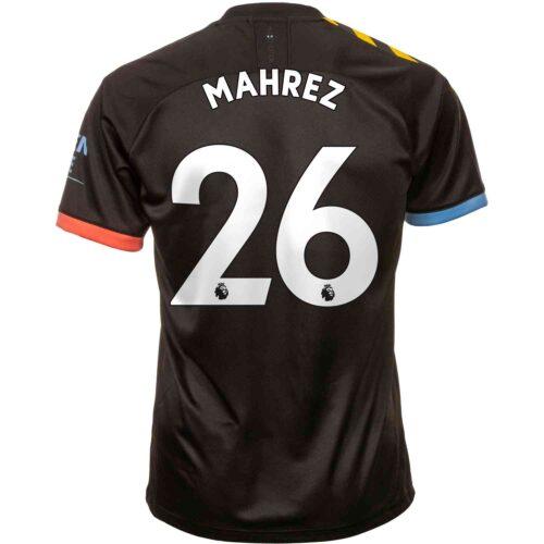 2019/20 PUMA Riyad Mahrez Manchester City Away Jersey