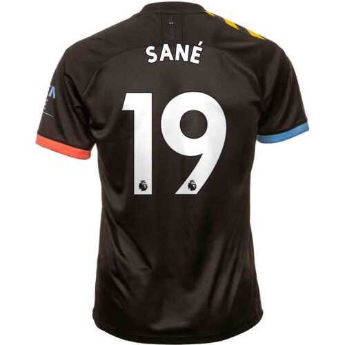 2019/20 PUMA Leroy Sane Manchester City Away Jersey