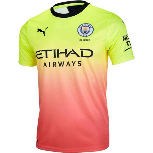 2019/20 PUMA Manchester City 3rd Jersey
