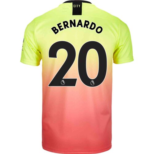 2019/20 PUMA Bernardo Silva Manchester City 3rd Jersey