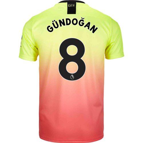 2019/20 PUMA Ilkay Gundogan Manchester City 3rd Jersey