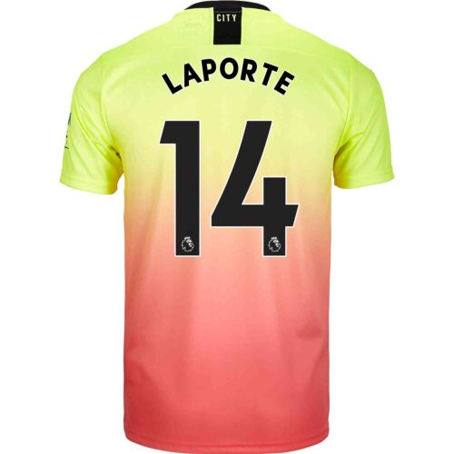 2019/20 PUMA Aymeric Laporte Manchester City 3rd Jersey