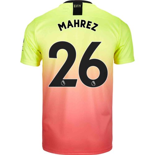 2019/20 PUMA Riyad Mahrez Manchester City 3rd Jersey