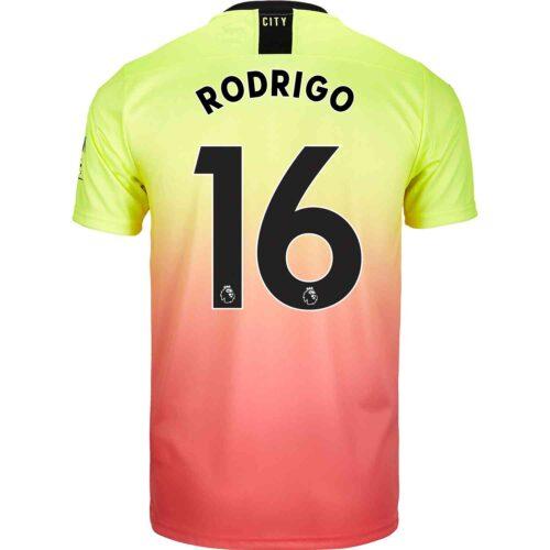 2019/20 PUMA Rodri Manchester City 3rd Jersey