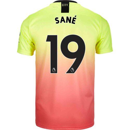 2019/20 PUMA Leroy Sane Manchester City 3rd Jersey