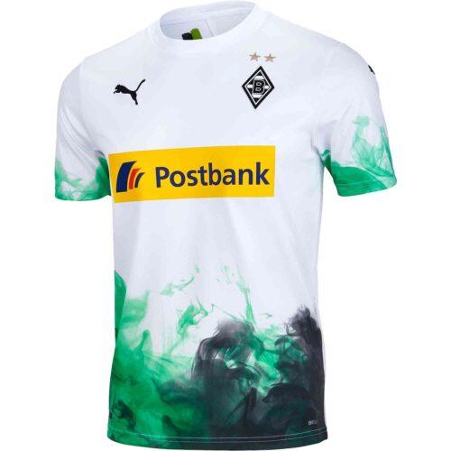 2019/20 PUMA Borussia Monchengladbach Home Jersey