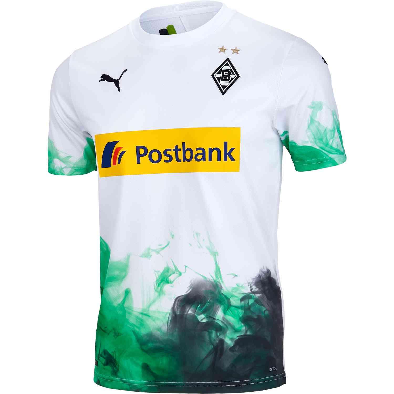 PUMA Borussia Monchengladbach Home Jersey – 2019/20