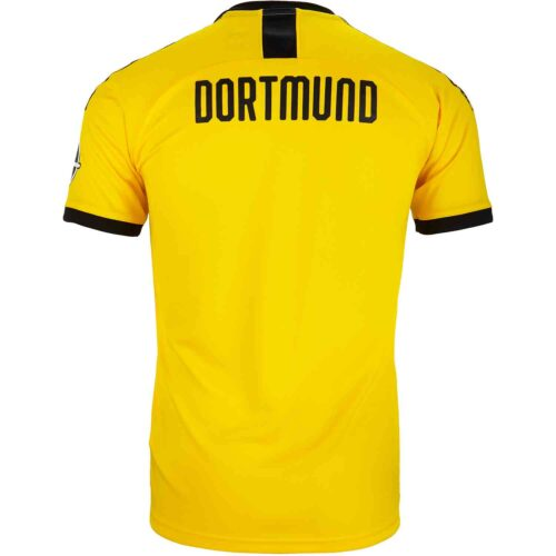 2019/20 PUMA Borussia Dortmund Home Jersey