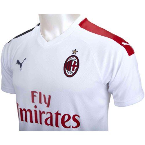 2019/20 PUMA AC Milan Away Jersey