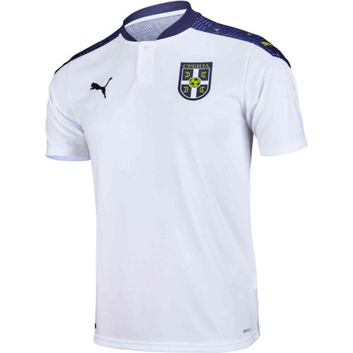 2020 Puma Serbia Away Jersey
