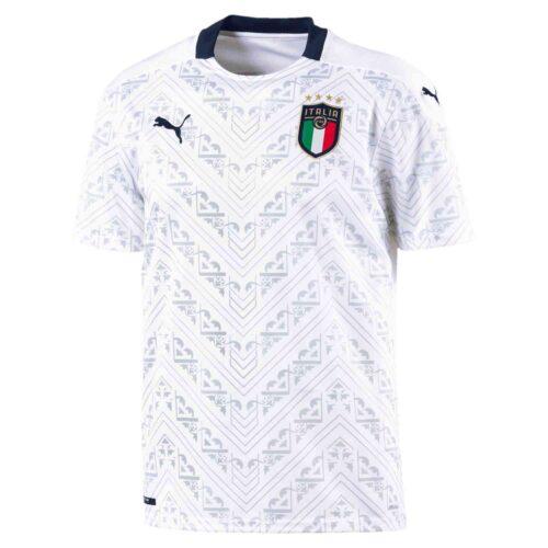 2020 Puma Italy Away Jersey